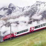 Glacier Express – ein Zug zum Verlieben!