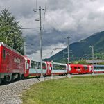 Begleitete Alpen Panoramareisen im Überblick