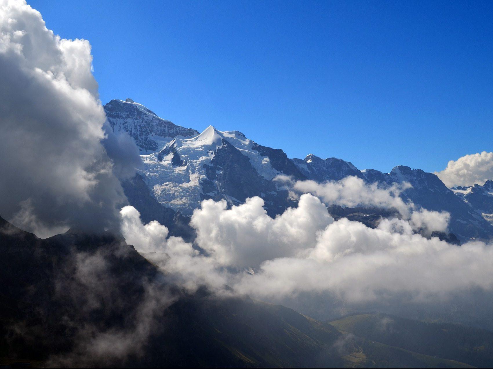 <strong>6 Tage die Jungfrau Region erleben </strong>