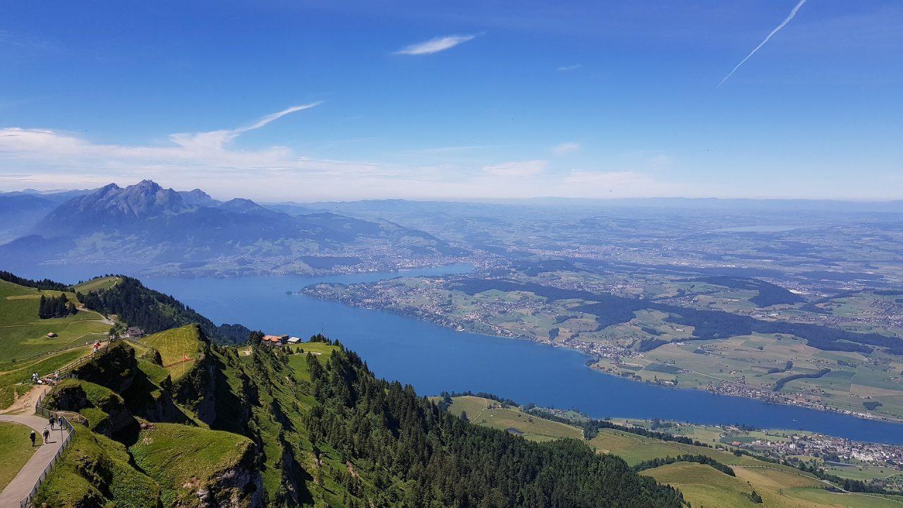 Vierwaldstätter See, Schweiz
