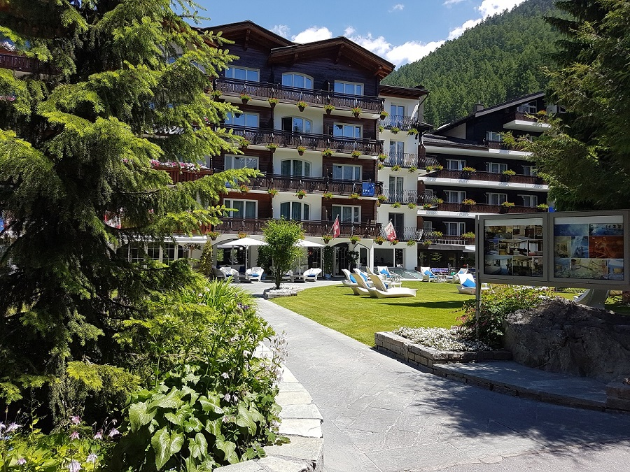 Hotel Rex in Zermatt