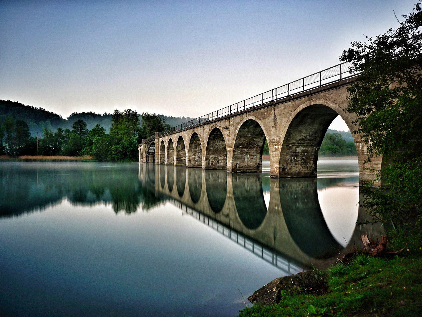 Schweiz Landschaftsbild