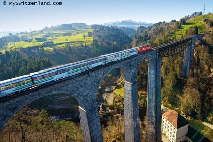 MySwitzerland Voraalpen Express