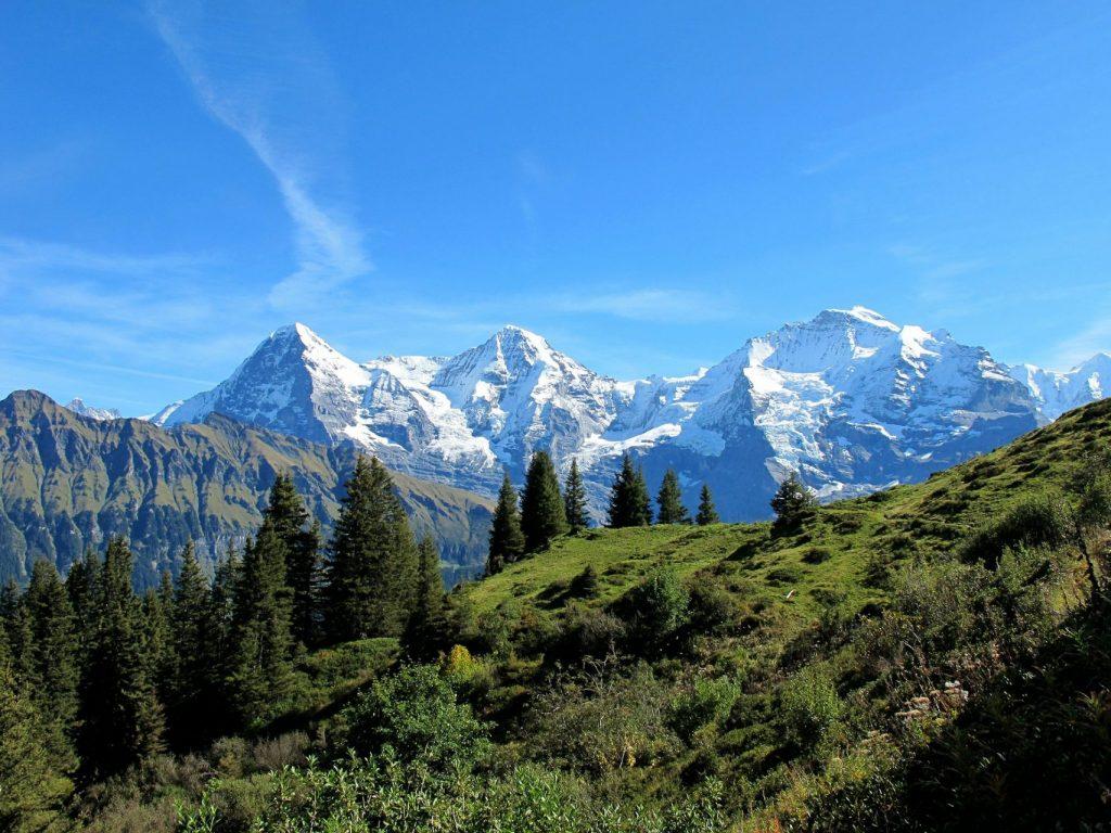 Jungfrau Region Eiger