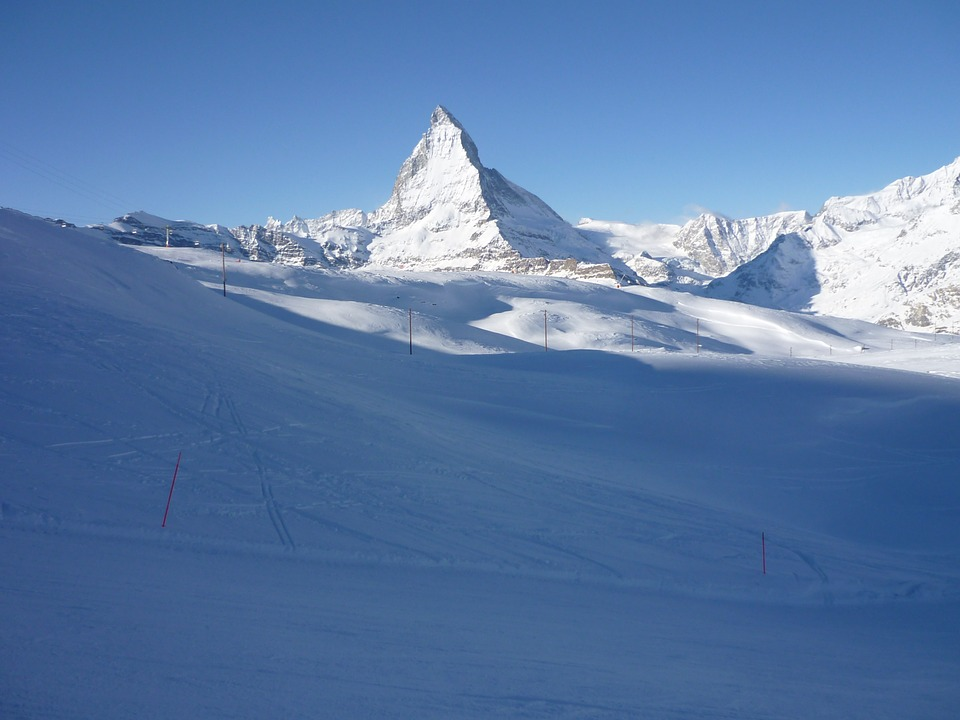 Zermatt Schnee