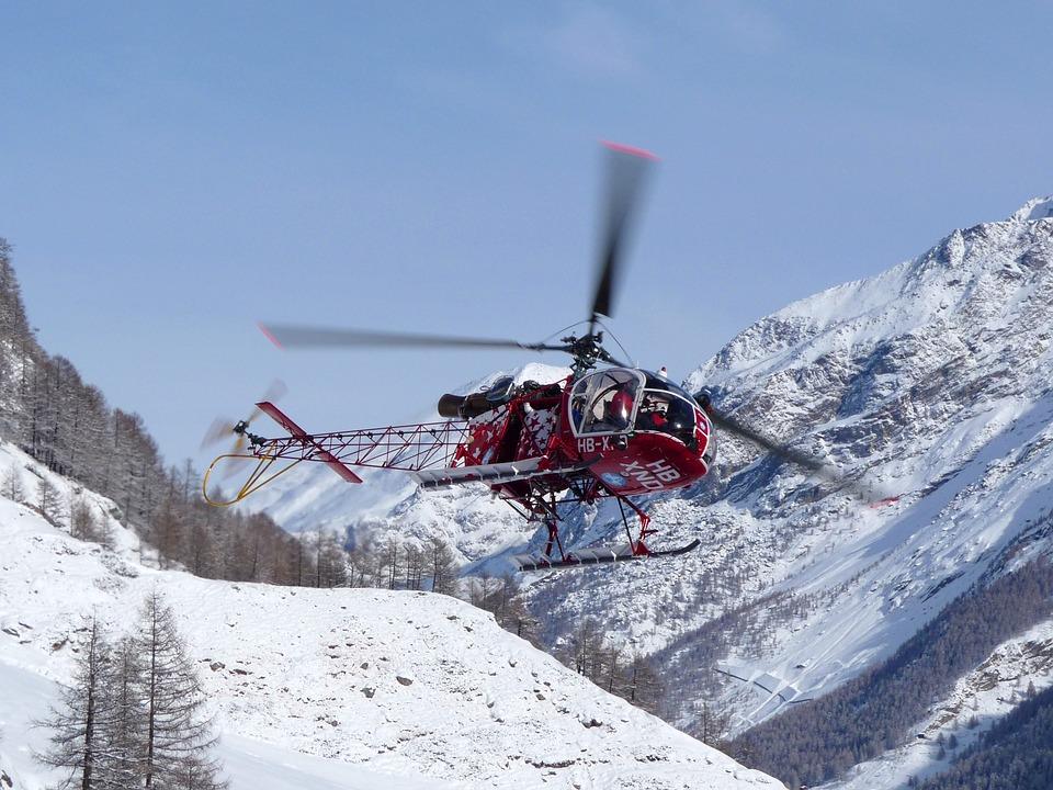 Zermatt Helikopter