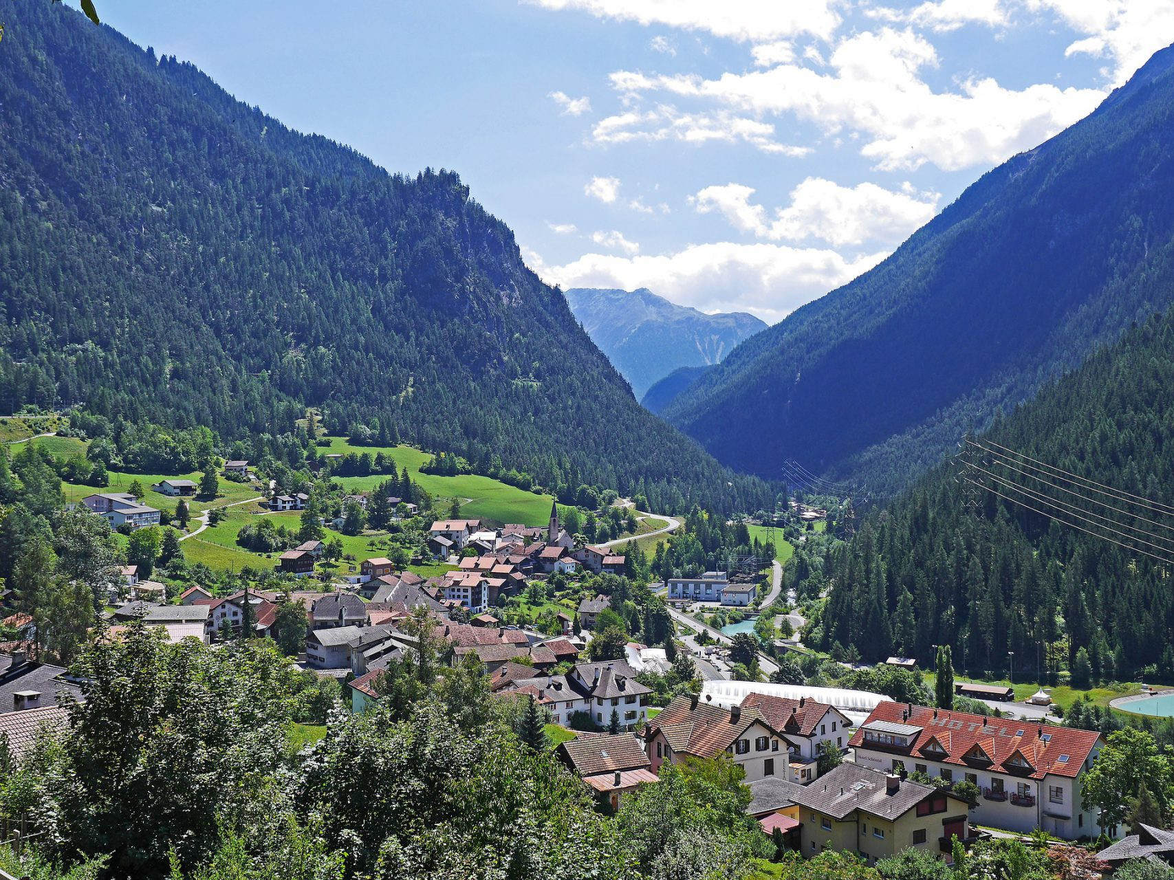 Albulatal Schweiz