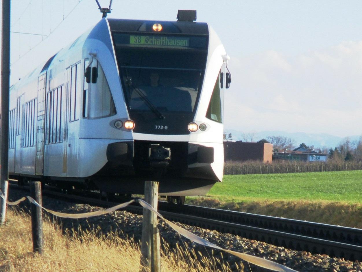 Bahn Regelzug Schweiz