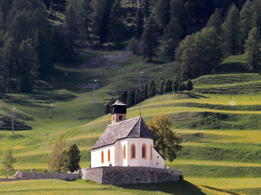 Graubünden Landschaft