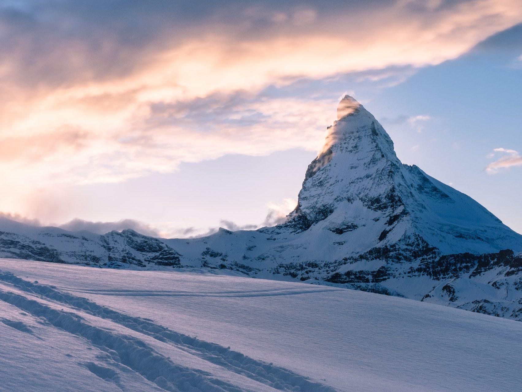 Matterhorn Winter