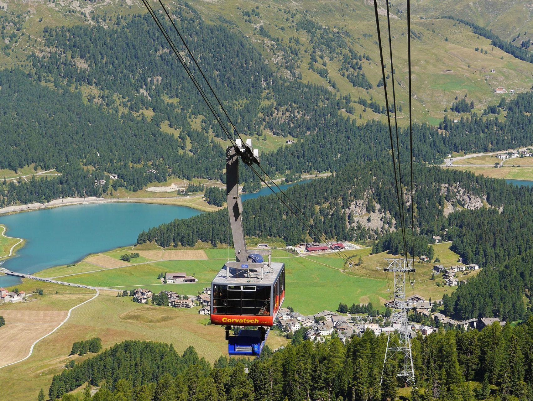 Bergbahnen Engadin St. Moritz