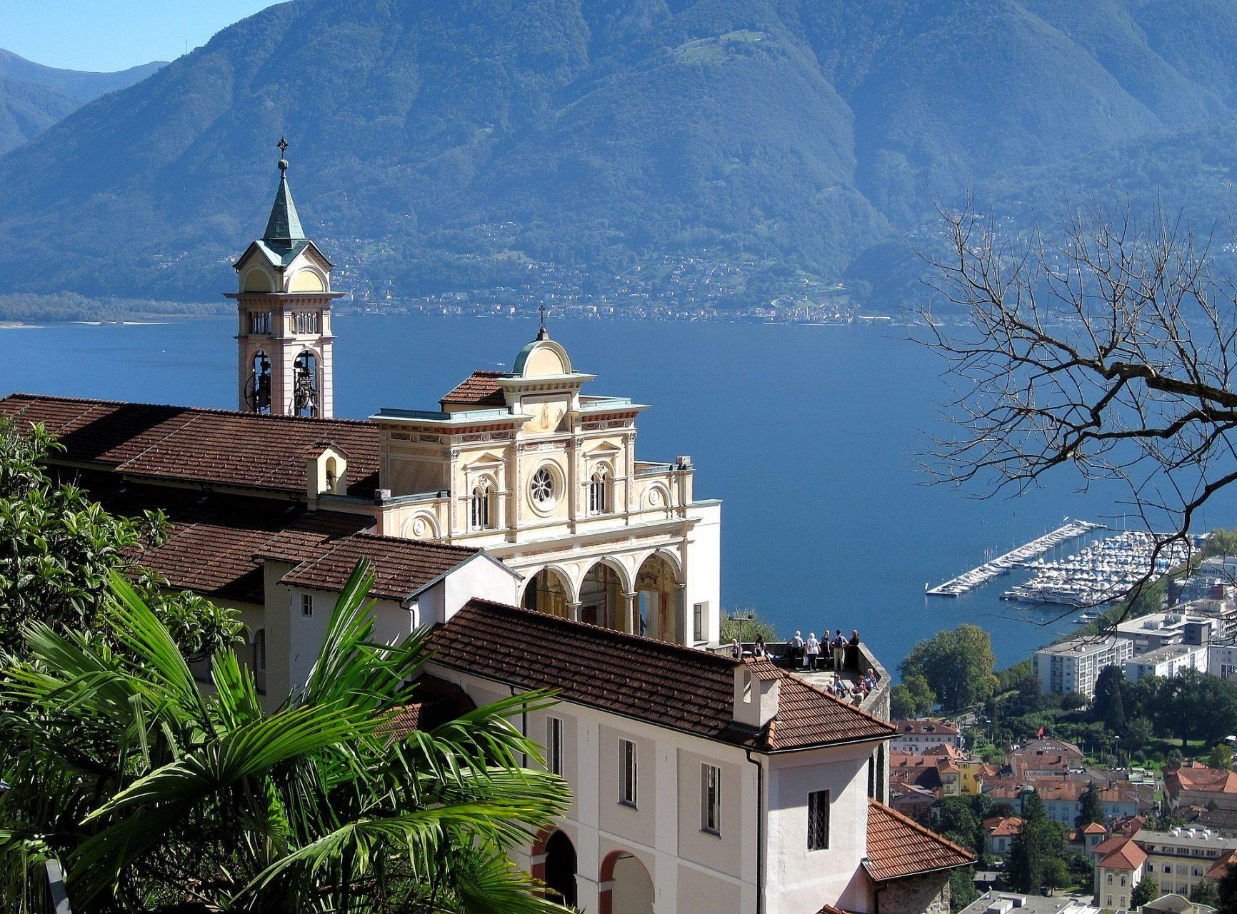 Tessin Locarno Lago Maggiore
