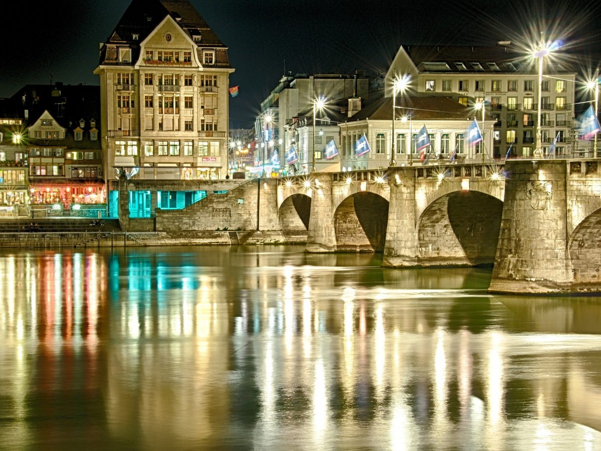 Basel Stadtblick