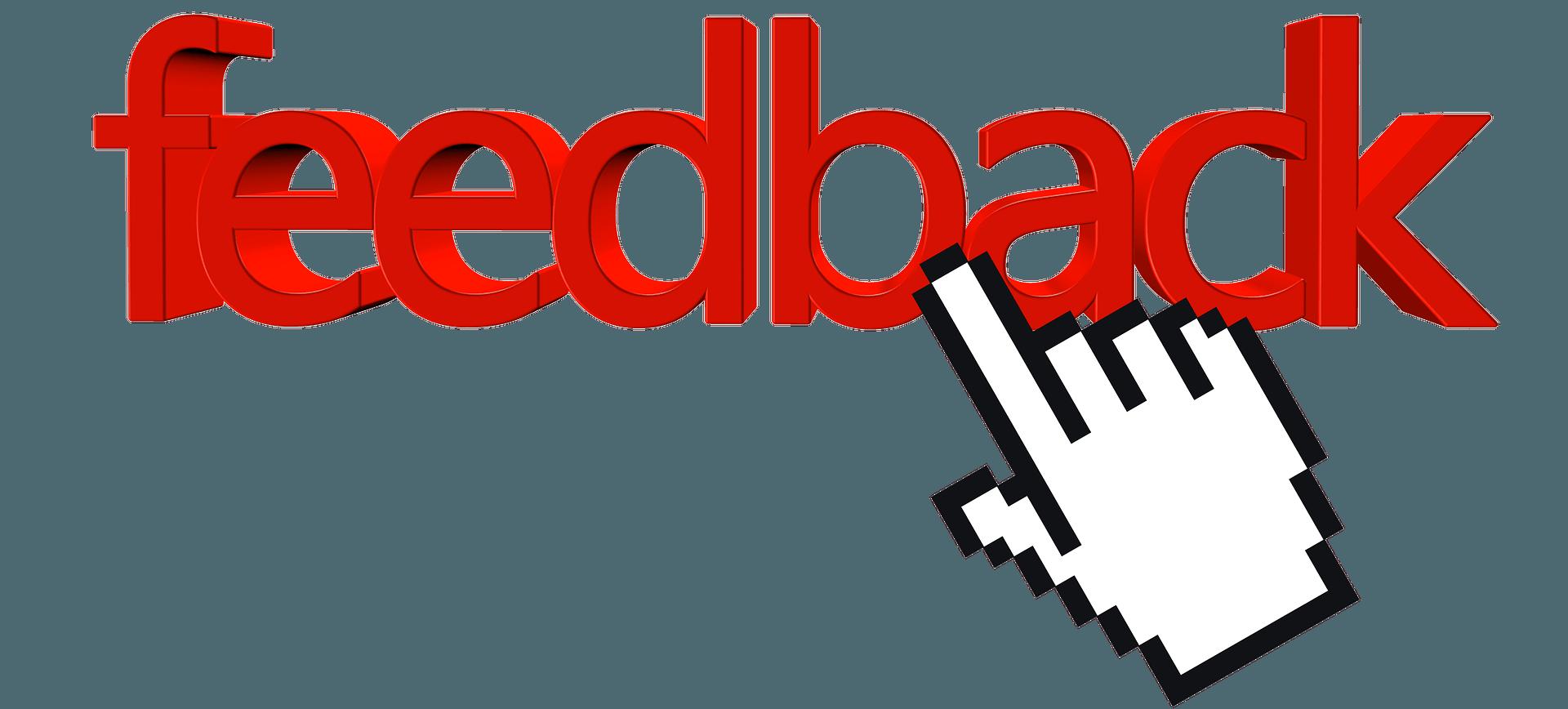feedback-1872310_1920