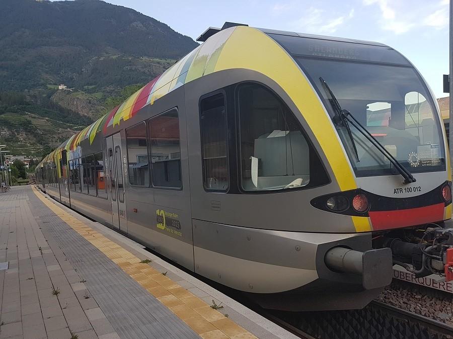 Vinschgaubahn Südtirol