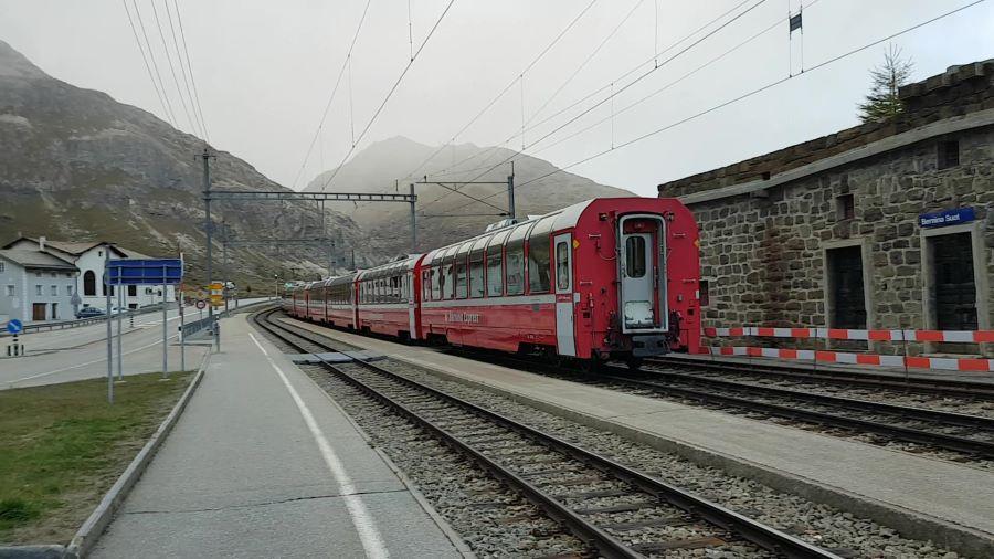 Bernina Express Bernina Sout_Moment1