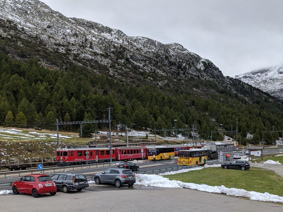 Berninahaus Bernina Suot