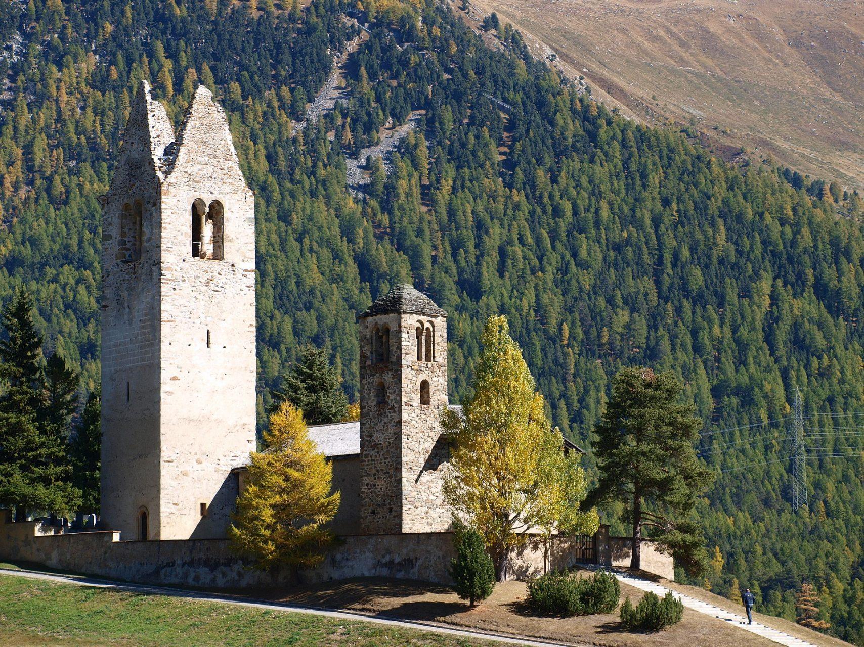 Celerina St.Gian Kirche