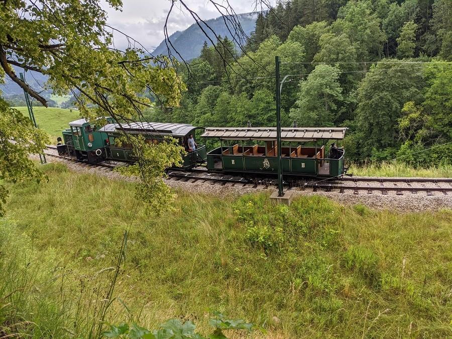 Mariazell Dampftramway