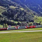 <strong>6-tägige Panoramabahnreise mit Bernina und Glacier Express</strong>