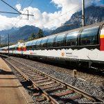 <strong>Vom Zugprofi persönlich begleitete 9-tägige Panoramabahnreise inklusive dem Gotthard Panorama Express</strong>