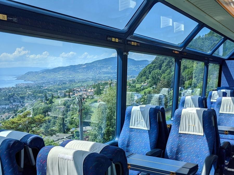 Panoramabahnen der Schweiz