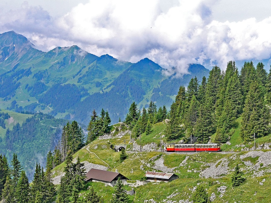 Jungfrauregion Schynige Platte Bahn Bergbahn _pixabay-3197671