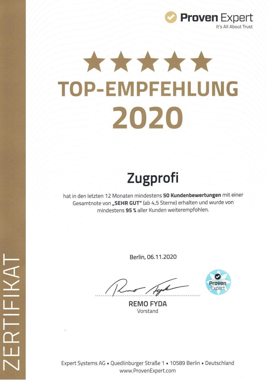 Provenexpert Siegel Topdienstleister_01