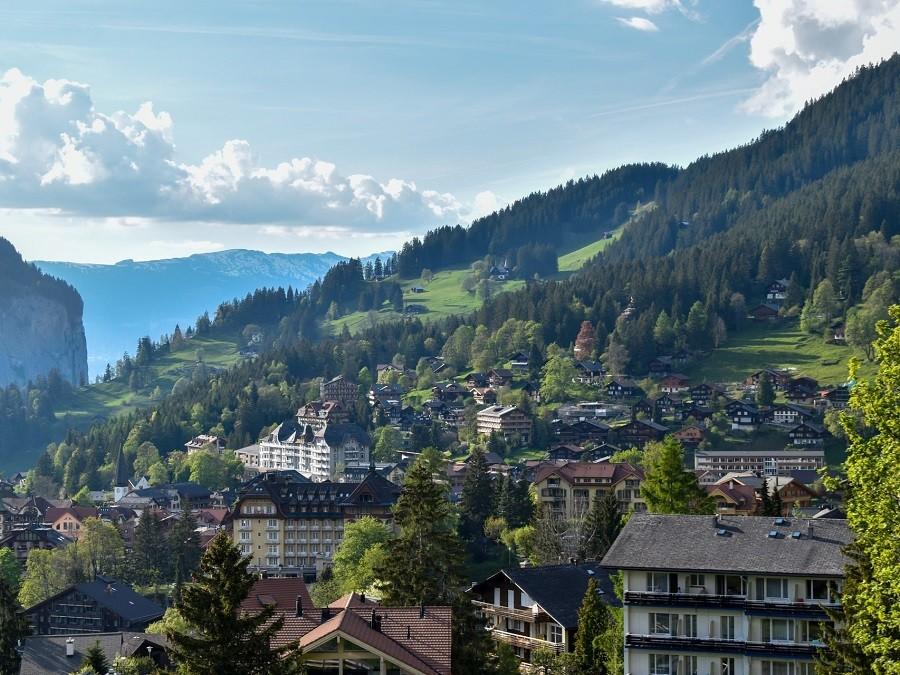 Jungfrau Region Wengen