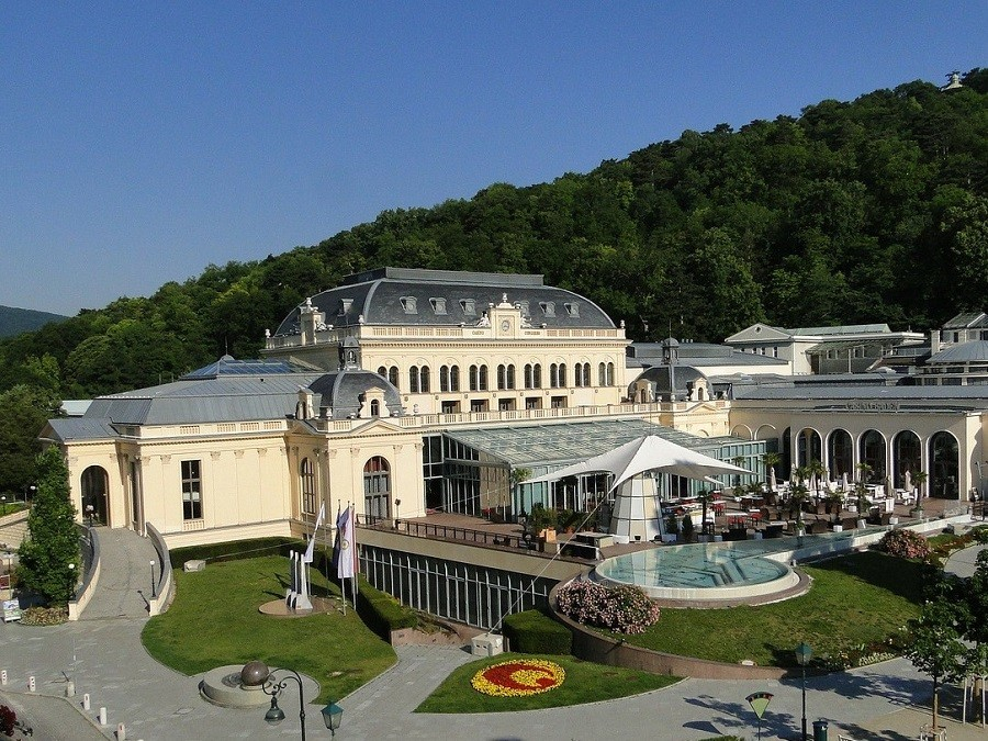 Baden bei Wien, Casino