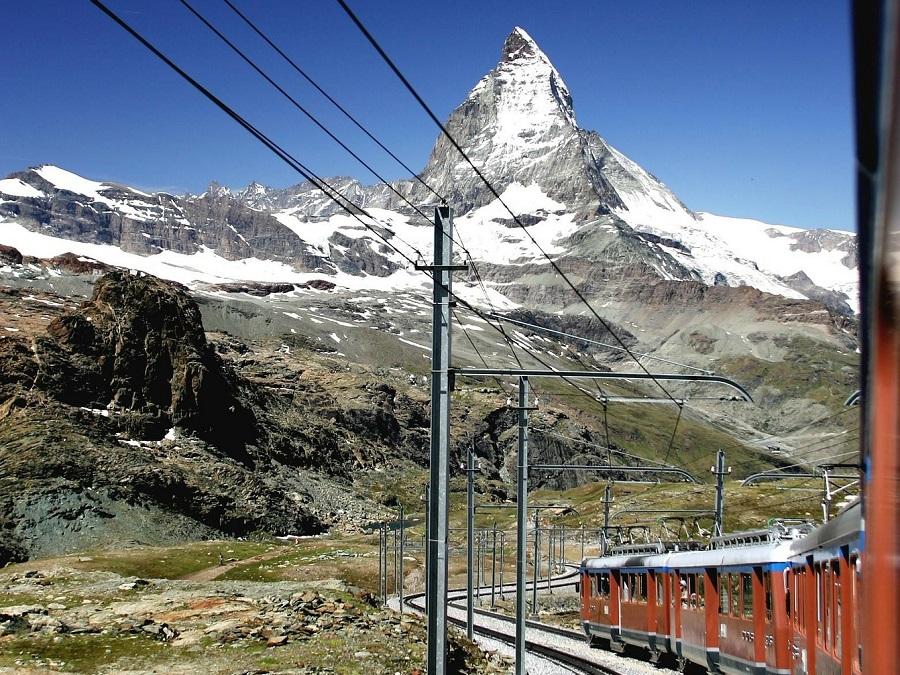 Gornergratbahn Matterhorn