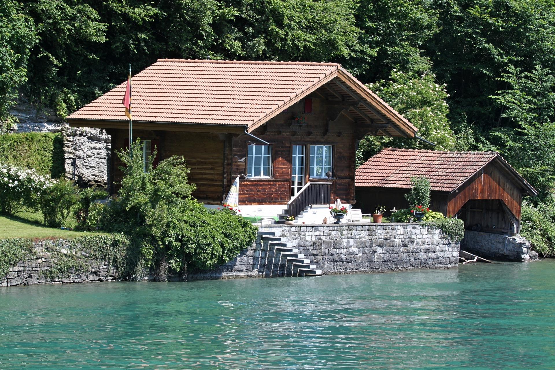 Brienz See Haus