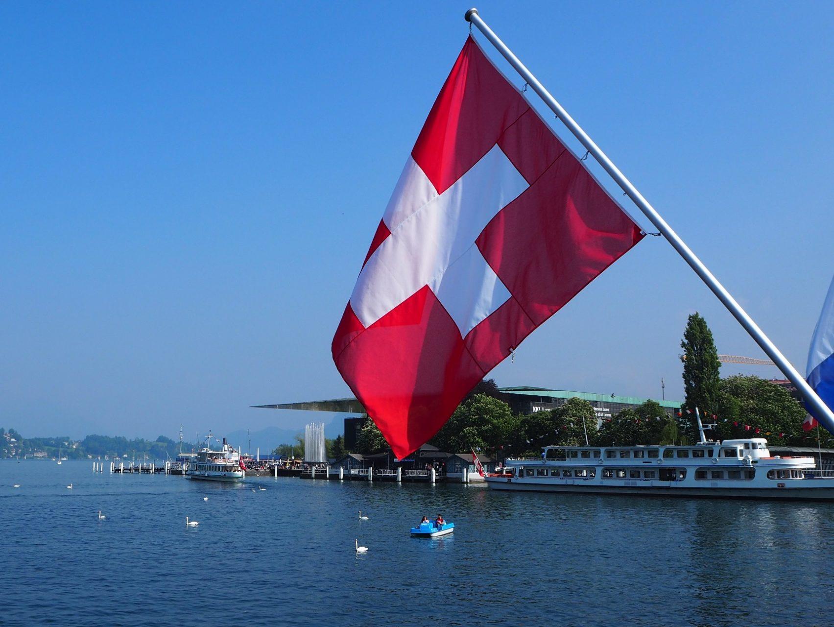 Zentralschweiz Luzern Vierwaldstättersee