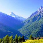 <br><br><strong>Bergurlaub in Saas Fee und Sils Maria! 10 Tage lang fantastische Bergwelt genießen, Glacier Express inklusive </strong>