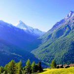12-tägiger Bergurlaub in Saas Fee und Davos inklusive Panoramabahnen