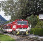 Pinzgauer Lokalbahn - erkunden Sie hochalpine Landschaften mit Vergnügen