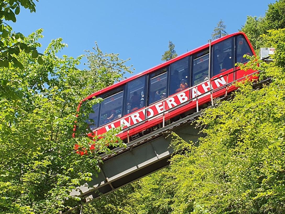 Harderbahn Interlaken