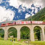 9 Tage in den Schweizer Alpen mit Bahnanreise und den beiden berühmtesten Luxuszügen der Schweiz