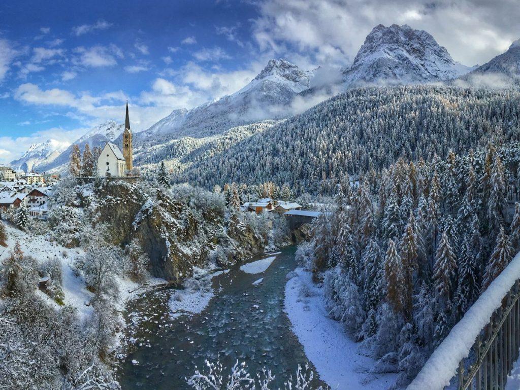 Winter Schweiz
